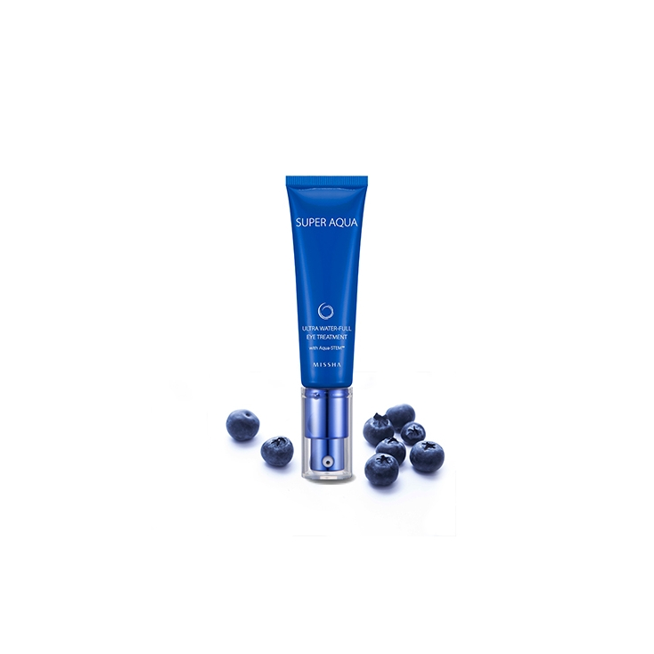 MISSHA Super Aqua Ultra-Waterfull Eye Treatment ( nawilżający krem pod oczy z ekstraktem z baobabu)30ml