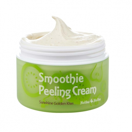 HOLIKA HOLIKA Smoothie Peeling Cream Sunshine Golden Kiwi (peeling do twarzy) 75ml