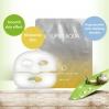 MISSHA Super Aqua Cell Renew Snail Hydro- Gel Mask (maseczka nawilżająca i odbudowująca z filtratem ze śluzu ślimaka) 28g