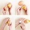 HOLIKA HOLIKA Sleek Egg Skin Cleansing Foam (pianka do mycia twarzy z ekstraktem z żółtka jajka)