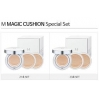 MISSHA M Magic Cushion Special Set 1+1 (podkład w gąbeczce z wkładem) 15g