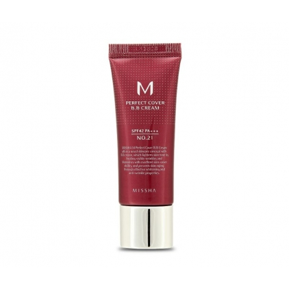 MISSHA M Perfect Cover BB Cream (krem BB do twarzy) 20 ml