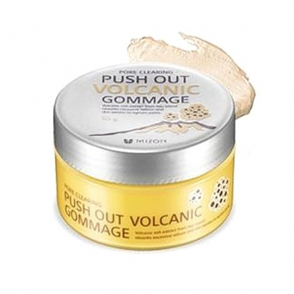 MIZON Pust Out Volcanic Gommage 60g