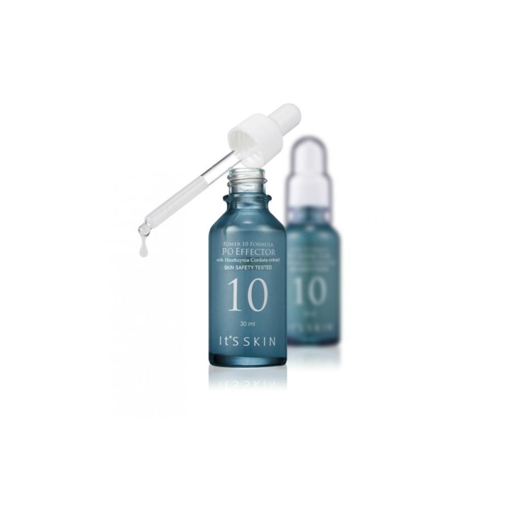 Its Skin Power 10 Formula Po Effector Serum Do Walki Z Mizon Original First Essence 210ml Rozszerzonymi Porami
